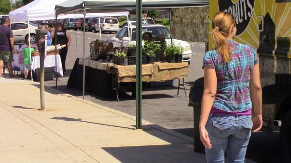 The 3500 block of Ryan Avenue also is home to the weekly Sunday Mayfair Farmers' Market.