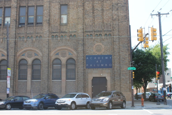 CityLife holds Sunday morning services at The Academy of Palumbo.