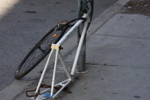 Because Philadelphia is one of the largest biking cities on America, bike theft is rampant in South, West, and Center City Philadelphia.
