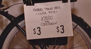 kyoto style brew coffee