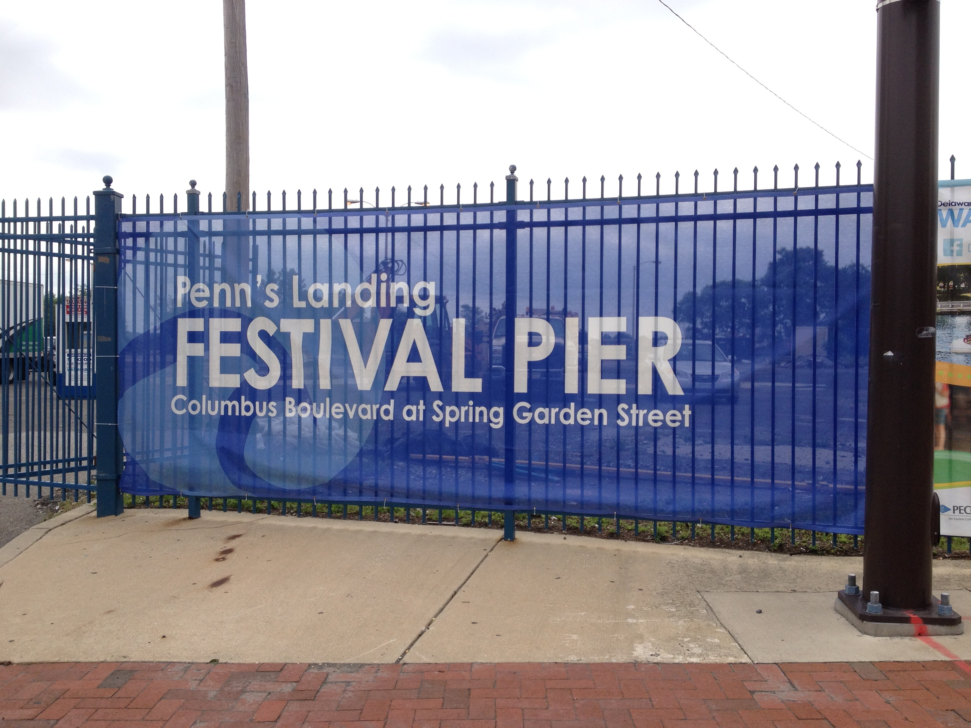 Festival Pier will host a series of Radio 104.5 concerts starting this summer.