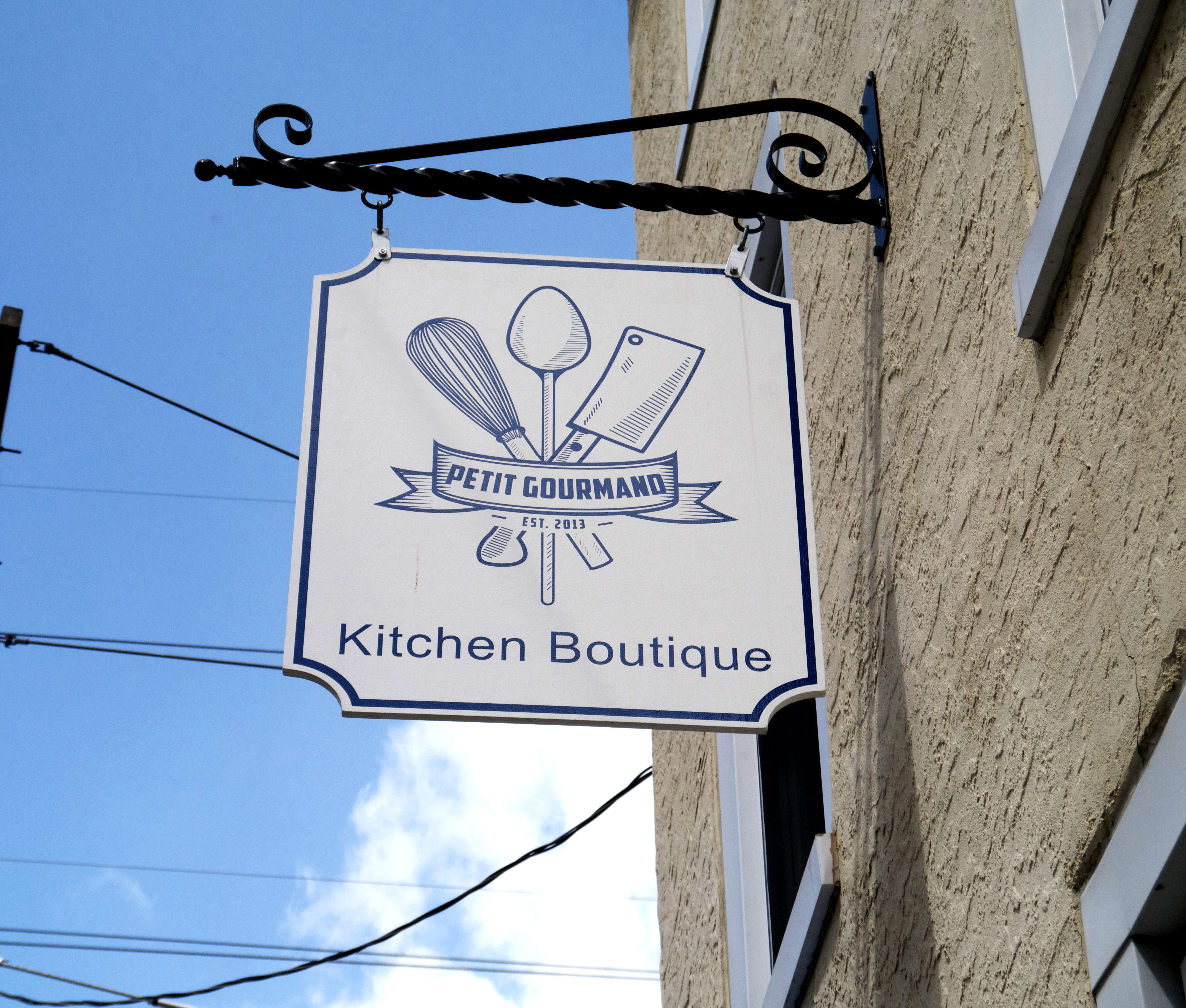 Petit Gourmand opened in September 2013