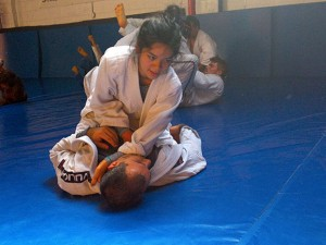 Brazilian jiu-jitsu is for people of all ages, sizes and genders.
