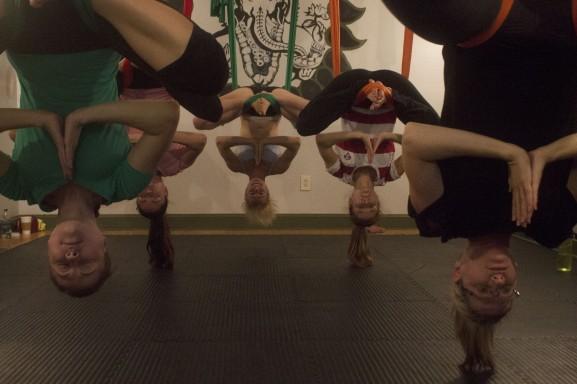 Kaya Aerial Yoga 7
