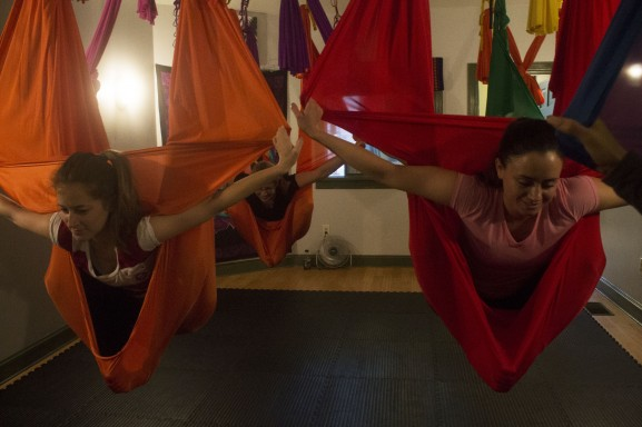 Kaya Aerial Yoga 6