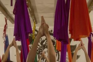 Kaya Aerial Yoga 1