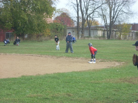 Fall Wooden Bat League 016