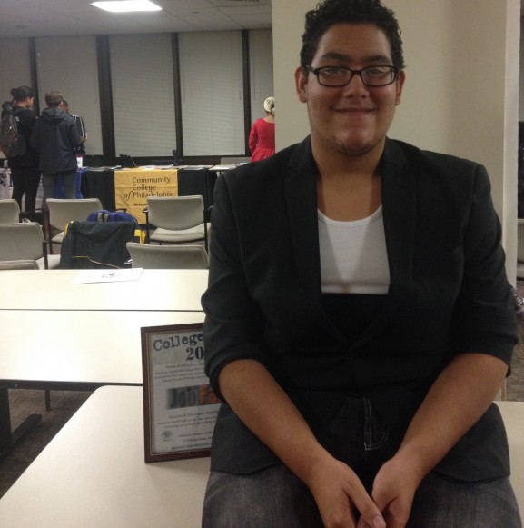 Jorge Louis Colon is a member and intern for Out4STEM.