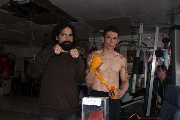 Josue and Alejandro