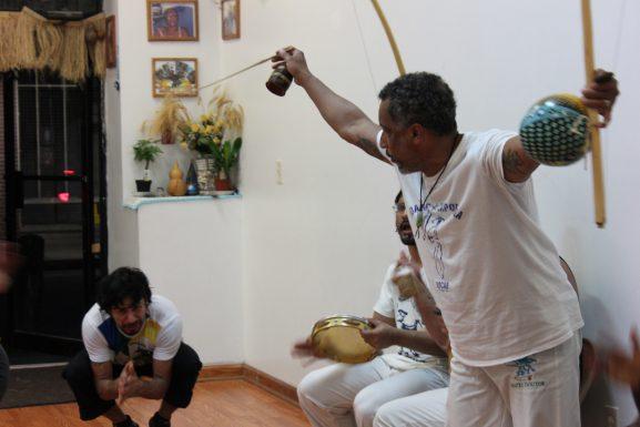 Adenilson Dos Santos - Ascab Capoeira