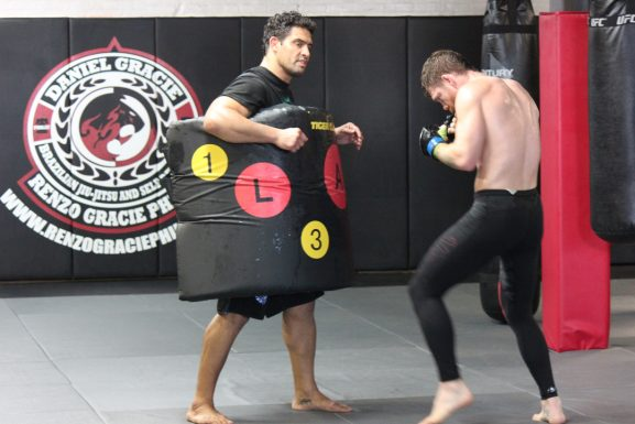 Daniel Gracie, Paul Felser