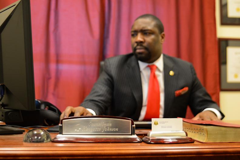 Councilman Johnson