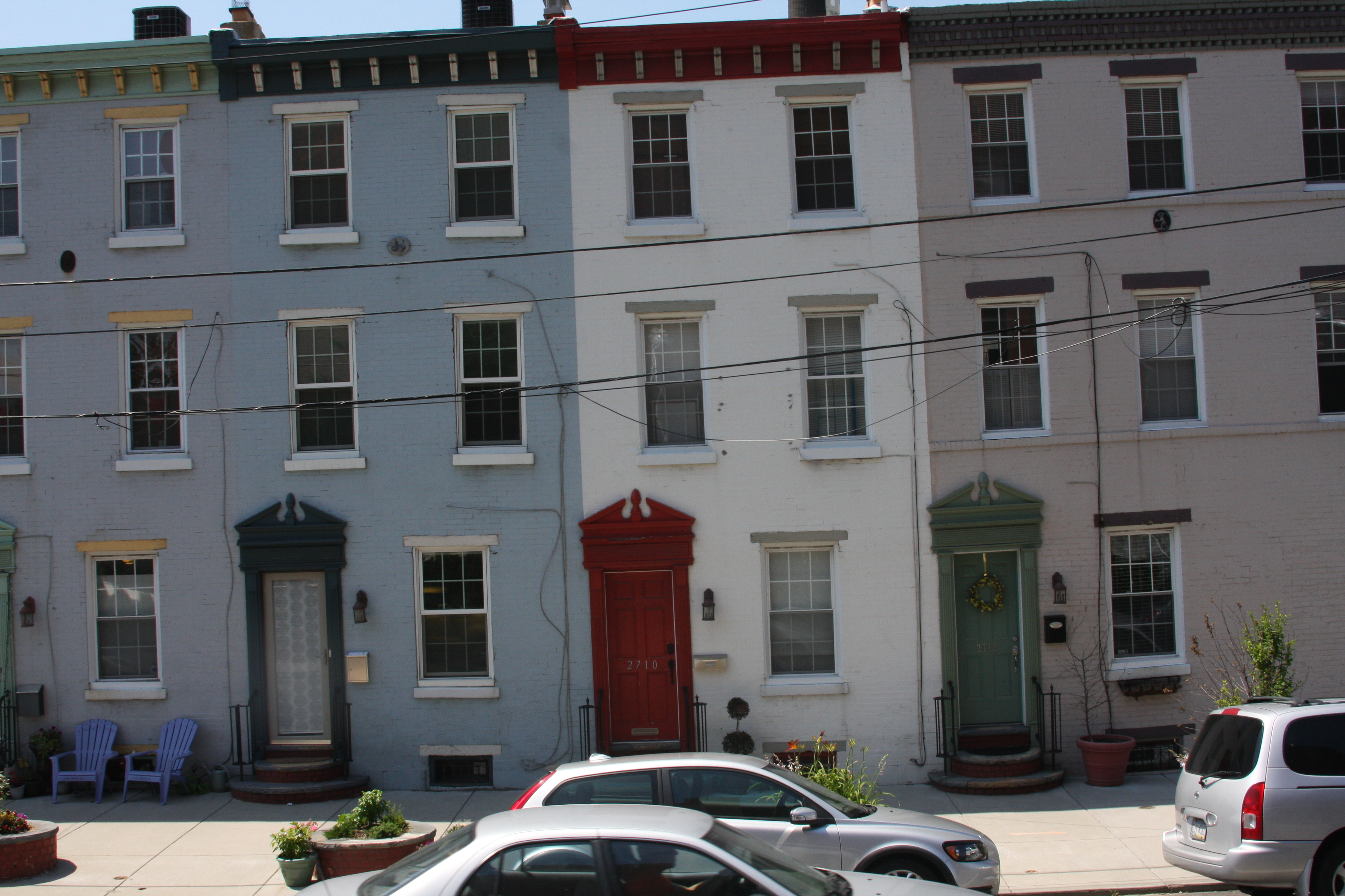 Shuykill Ave Row Homes