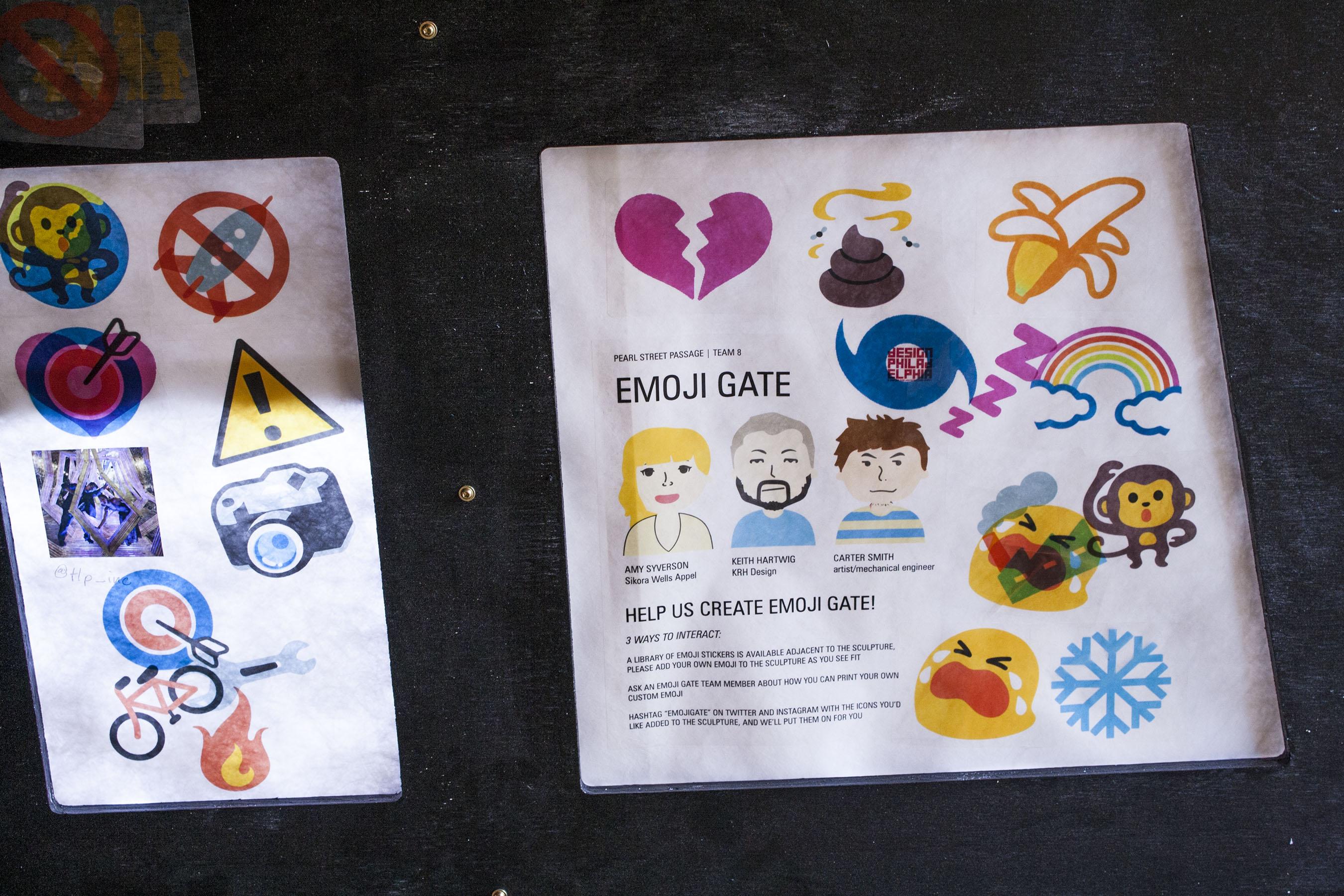 Emoji Gate 1