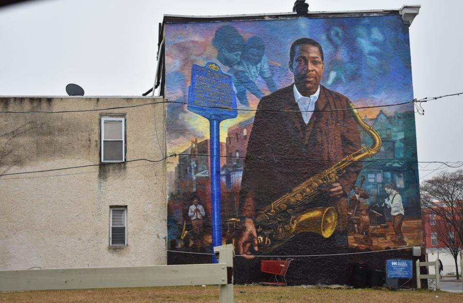 Why We Love Coltrane by Ernel Martinez